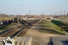 Auschwitz–Birkenau.14